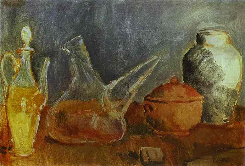 Drawn still life picasso Famous Picasso Porro paintings Still