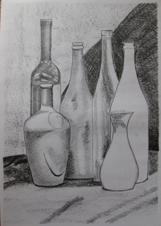 Drawn still life pottery Life the complete we Madness