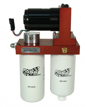 Drawn straw fuel GPH Systems Powerstroke Products FASS