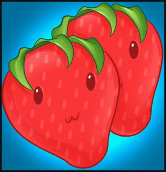 Drawn strawberry cute How Bananas Drawing How draw