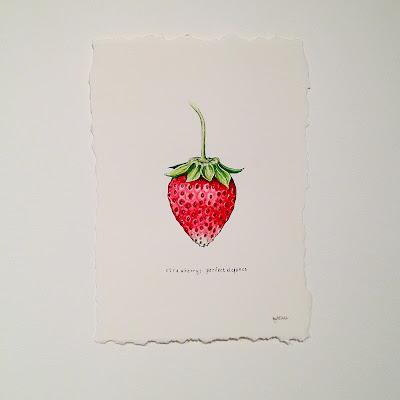 Drawn strawberry cute Bangbangnyc Instagram strawberry from
