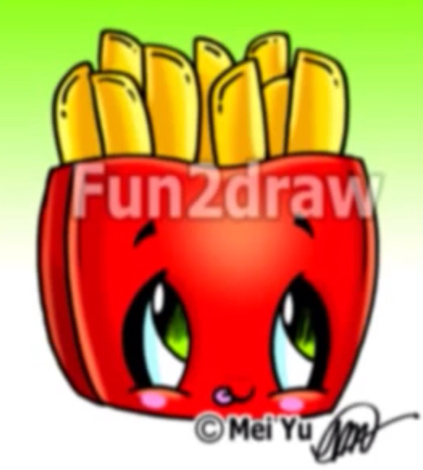 Drawn strawberry fun2draw To Go the drawings draw