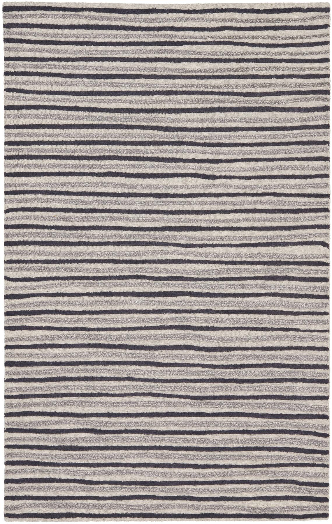 Drawn stripe Safavieh MSR3619C Stewart Rugs Stripe