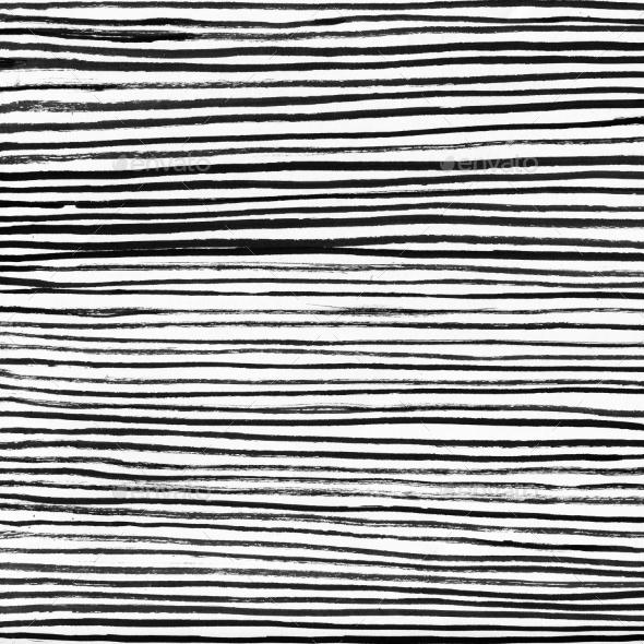 Drawn stripe black and white Drawn  Background Hand Black