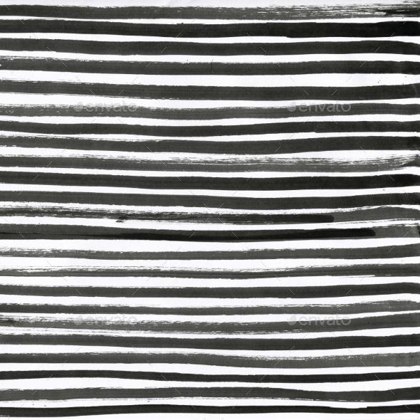 Drawn stripes Patterns Ink Drawn Stripes Stripes