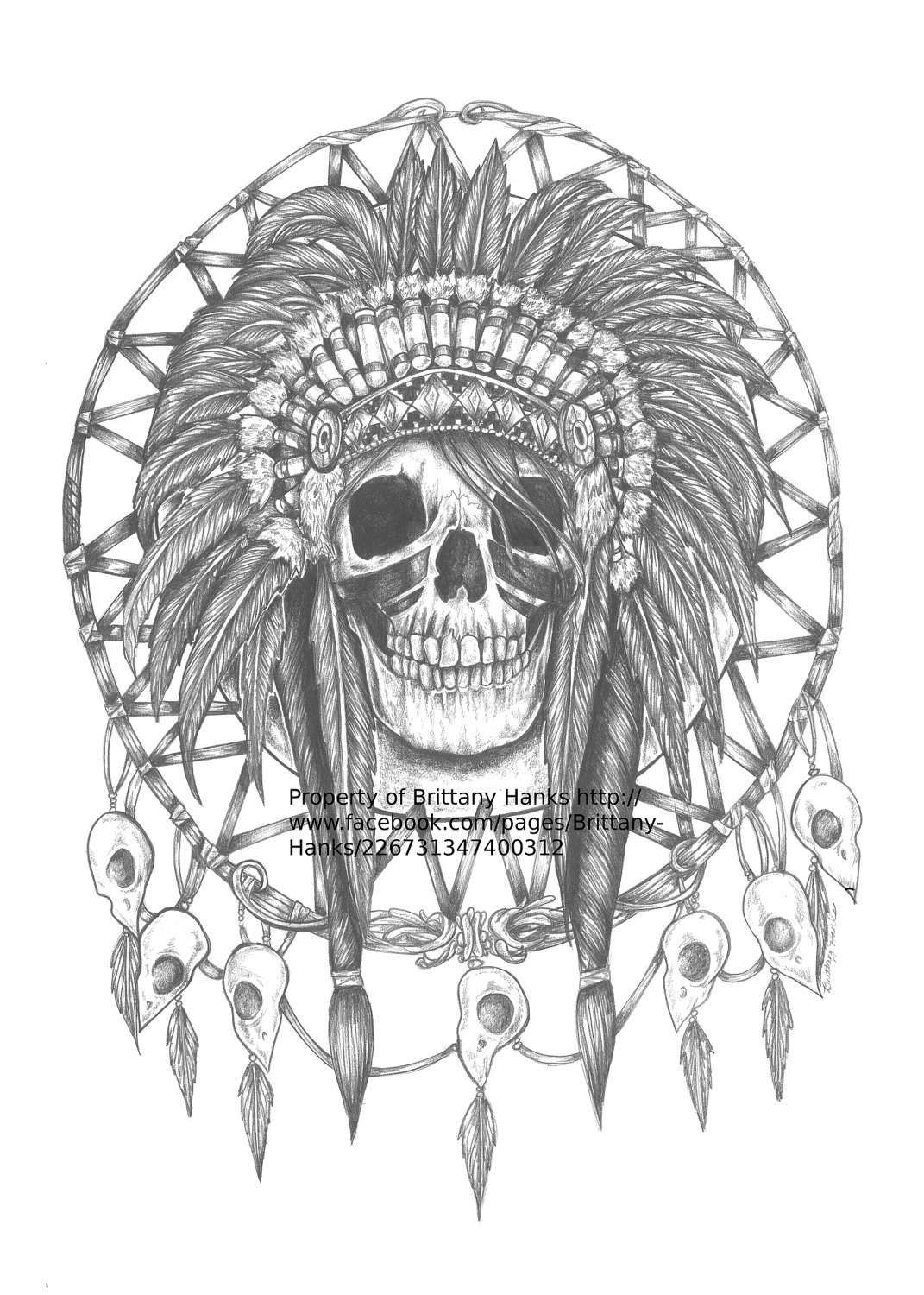 Drawn butterfly native american Indian  Indian Sweet Dreamcatcher