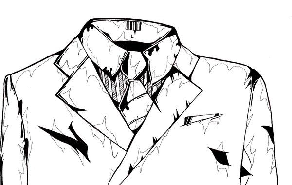 Drawn suit Drawing Pic Drawing Suit Pic