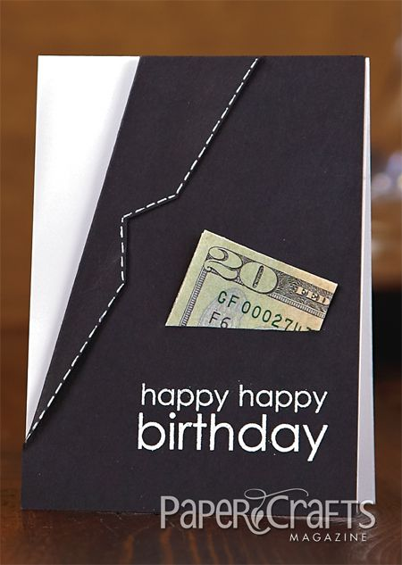 Drawn suit bday Birthday cards Pinterest ideas best