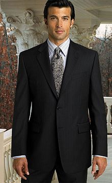 Drawn suit business suit A Wikipedia suit contemporary in