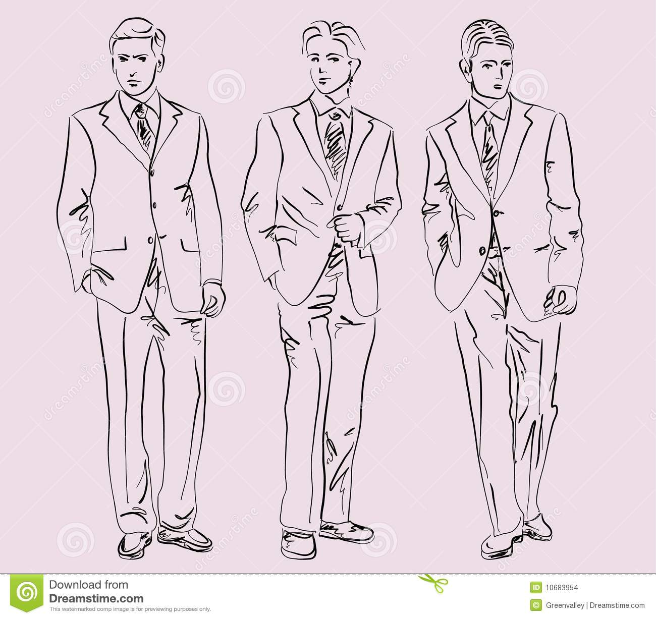 Drawn suit sketch man Sketch suit jpg sketch suit