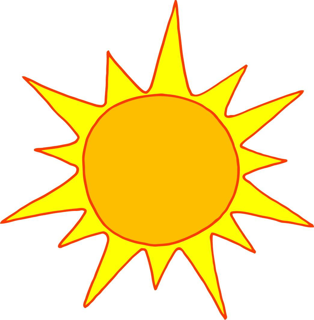 Drawn sun Drawing Sun Image Free Art