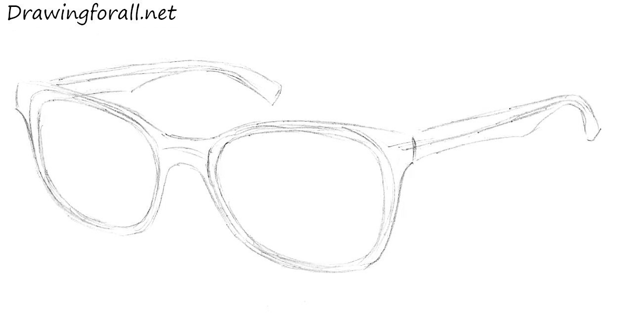 Drawn sunglasses Sunglasses net DrawingForAll Draw draw