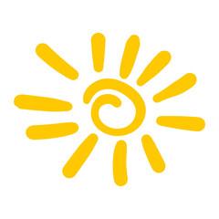 Drawn sunlight Photos Search on sun icon