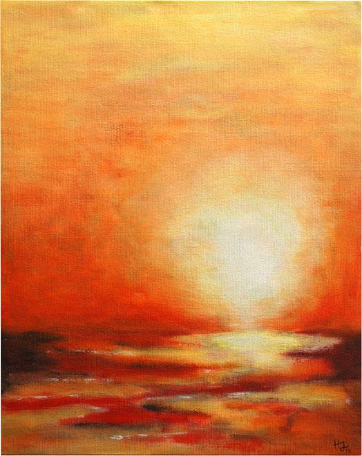 Drawn sunrise Sunrise sunset Tramonti Art pixels