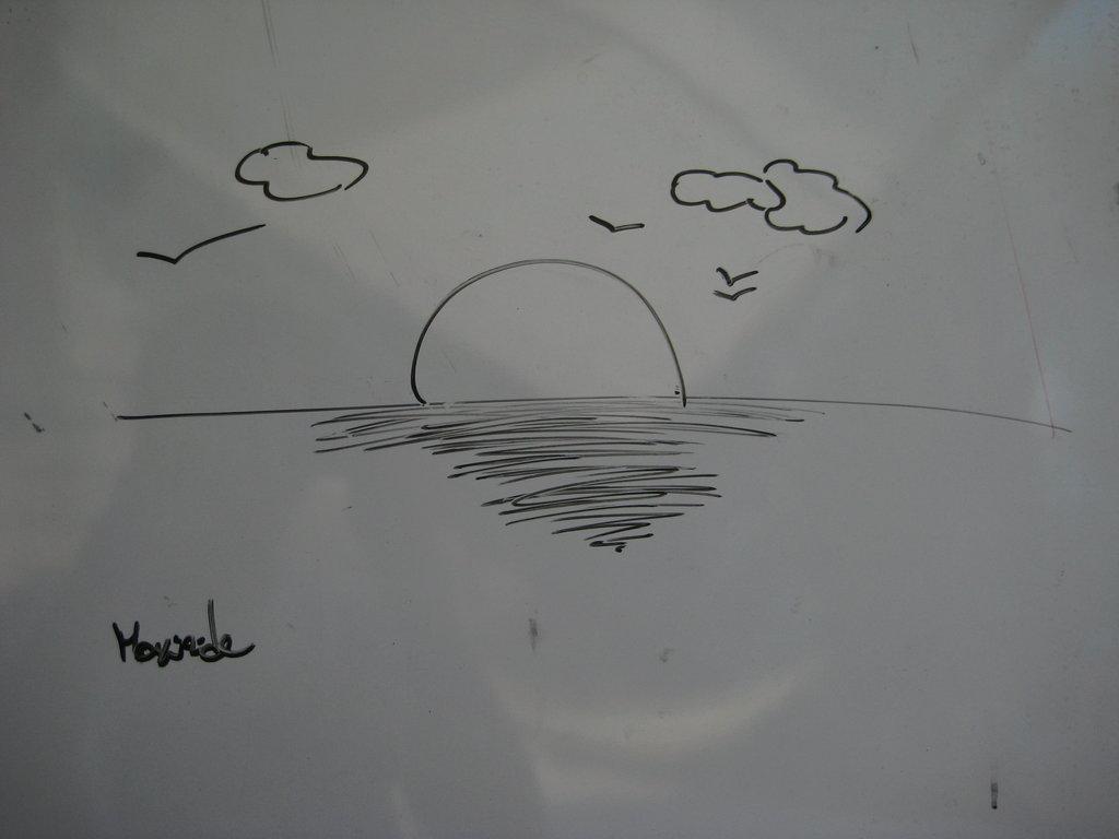 Drawn sunrise By Sunrise DeviantArt Drawn Sunrise