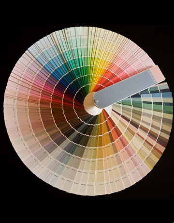 Drawn sunrise color Color Quizzes Color wheel Colors