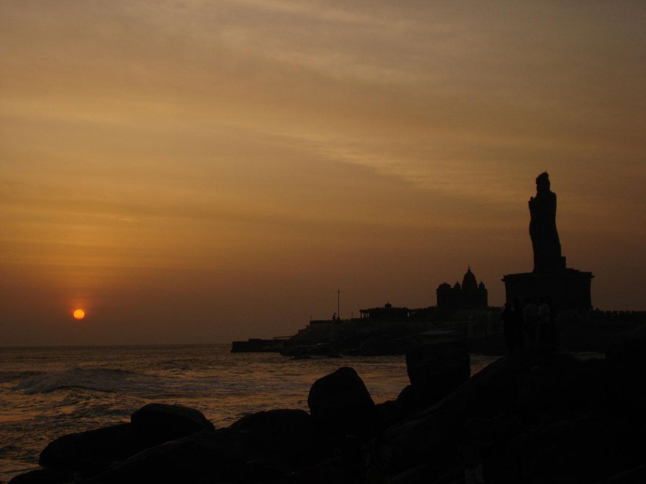 Drawn sunrise kerala scenery Little Scenery SUNRISE Sunset Images:
