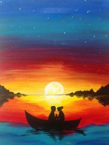 Drawn sunset Drawing 25+ sunset The Pinterest