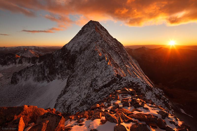 Drawn sunset mountain Photography Tips Mountain Peak Sunset