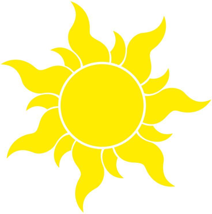 Drawn sunshine Drawing Unit Wave Sun Drawing
