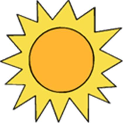 Bright clipart sun background – Download background 2016 transparent
