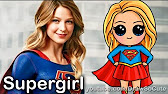 Drawn super girl Drawing Wonder Woman Cute How step to by