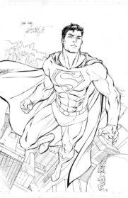 Drawn superman Superman Art Pencil Superman Drawing