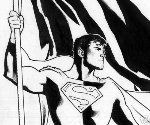 Drawn superman adam hughes #14
