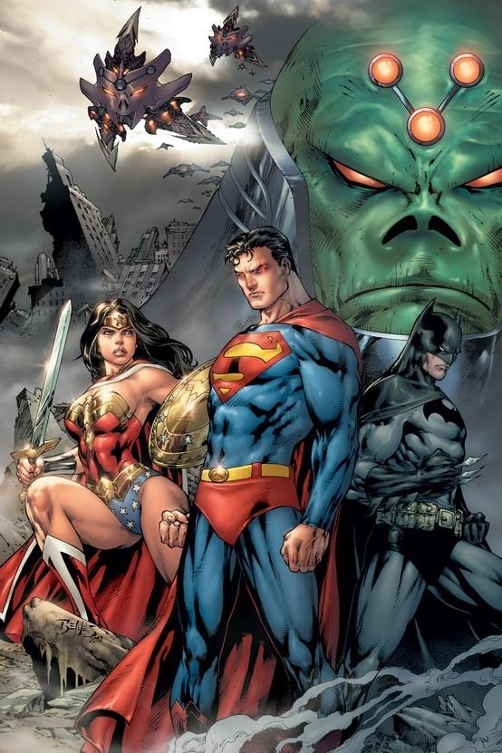 Drawn superman dc universe Woman women 82 Wonder Universe