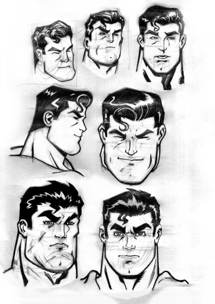 Drawn superman dc universe This images Pinterest Superman 1311