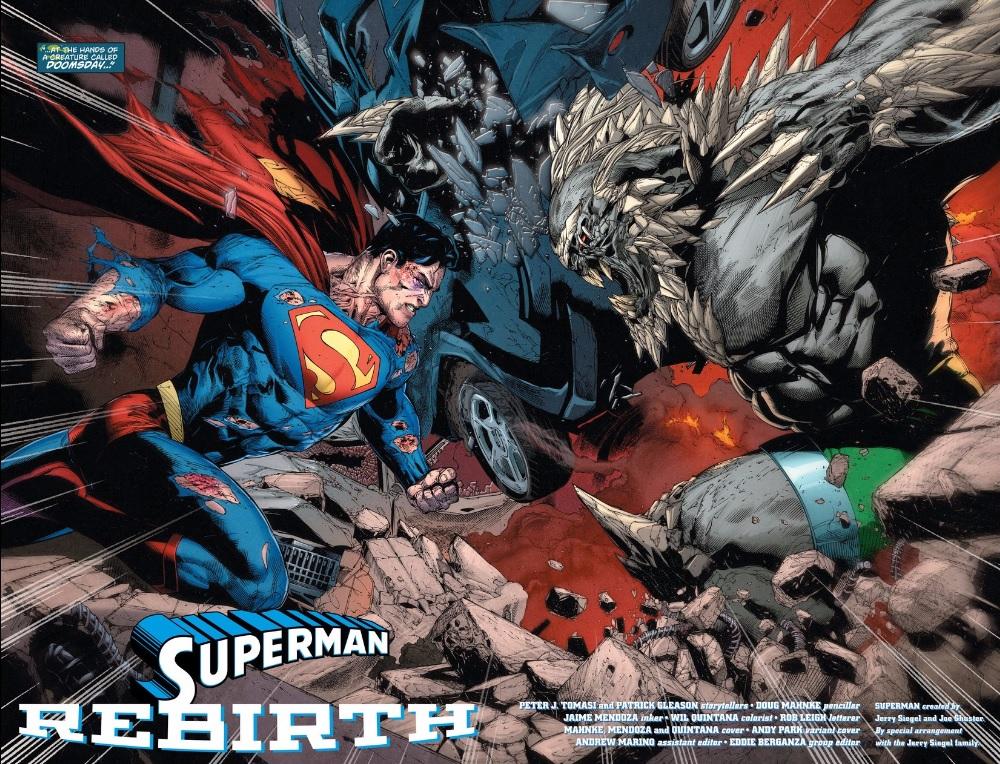 Drawn superman dc universe Little Retcon to here Superman: