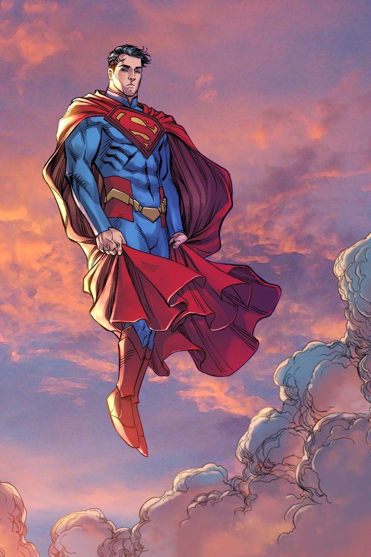 Drawn superman dc universe 25+ drawing comic heroes woman