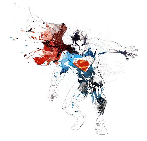 Drawn superman save me #15