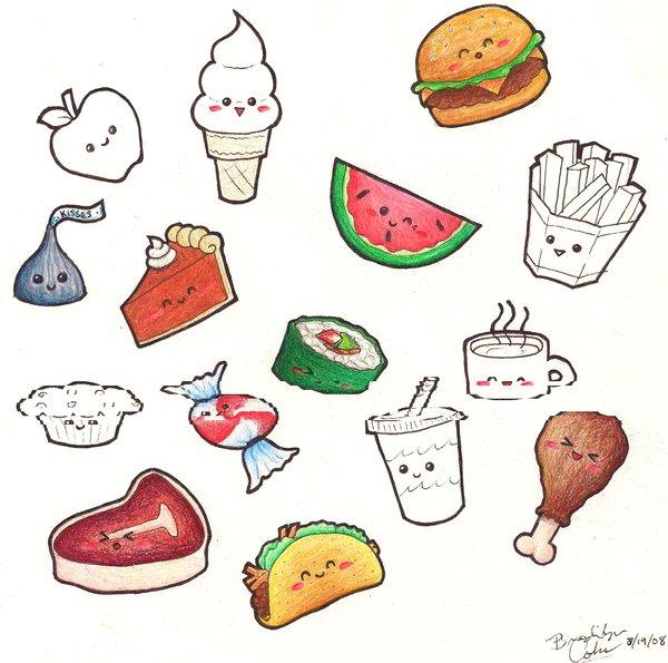 Drawn sushi chibi > Cute Chibi jpeg Sushi