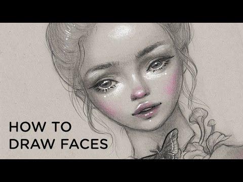 Drawn sushi face YouTube Art Faces Episode Episode