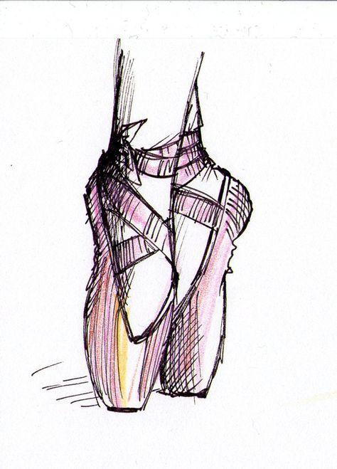 Drawn ballerine sketch 20+ of Mia Ballerina Kitteh