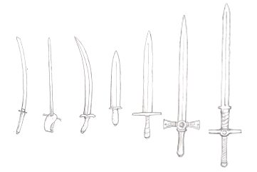 Drawn sword Sword Lesson 15: Draw swords