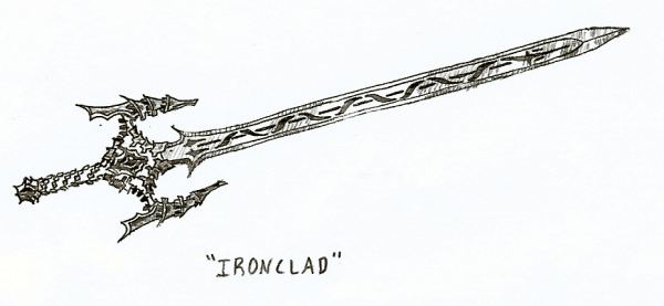 Drawn sword By SilverHsu Sword Sword on