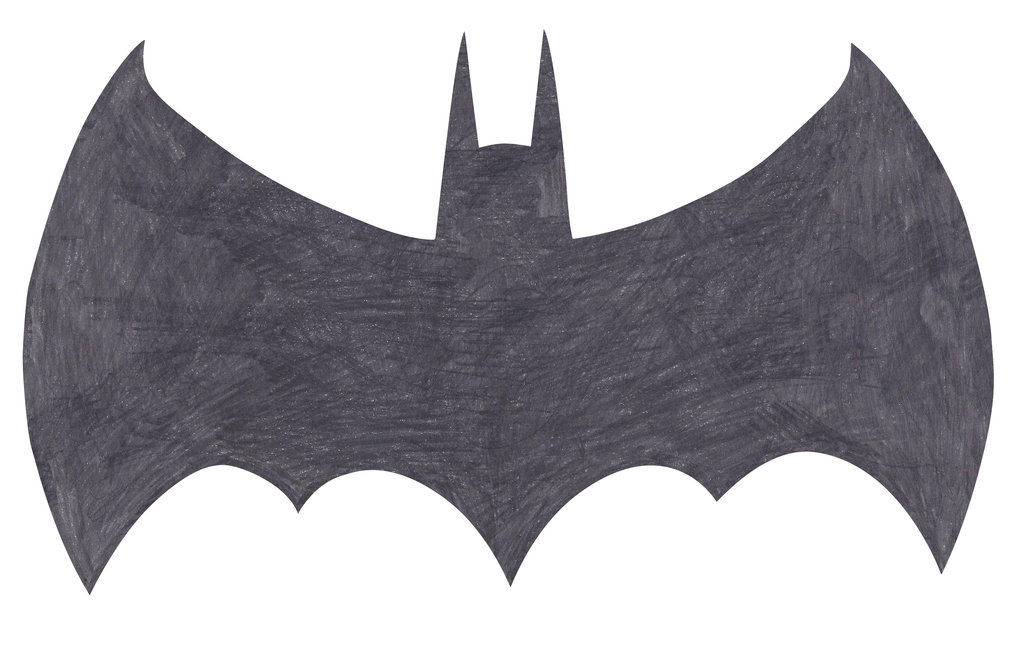 Drawn symbol batman Source Drawings Cool Cool of