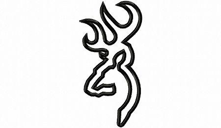 Drawn symbol browning Browning Free Deer For Art
