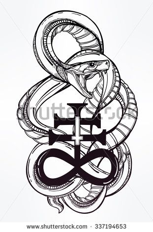 Drawn sykol demonic Art Hand Satanic drawn Best