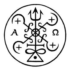Drawn sykol demonic Runes demonic  Occult Hidden
