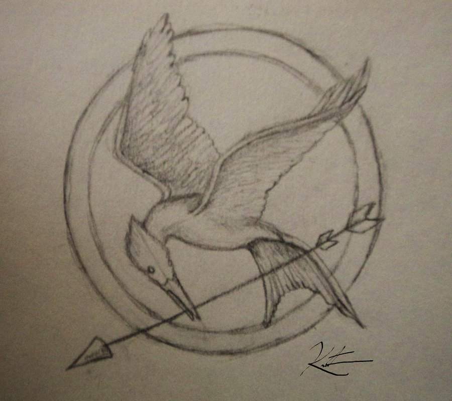 Drawn sykol hunger games The KristenMellark26 Games Let by
