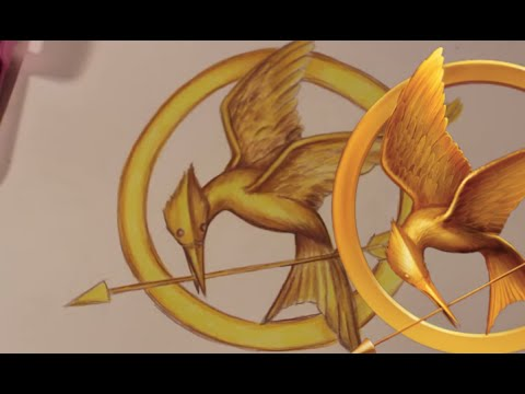 Drawn sykol hunger games Hunger from the The to