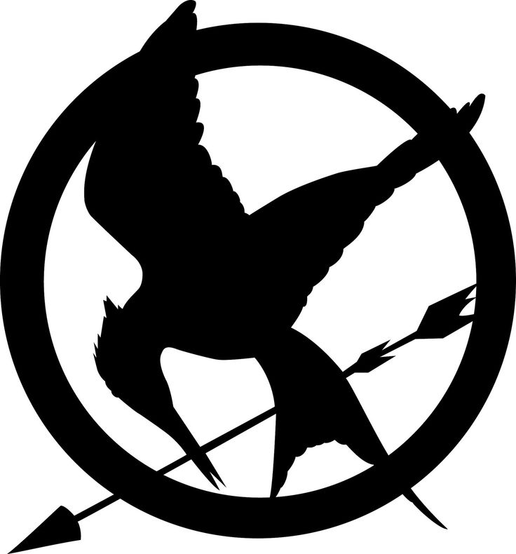 Drawn sykol hunger games Games from the Hunger about