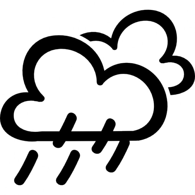 Drawn symbol icon Hand drawn weather weather Icon