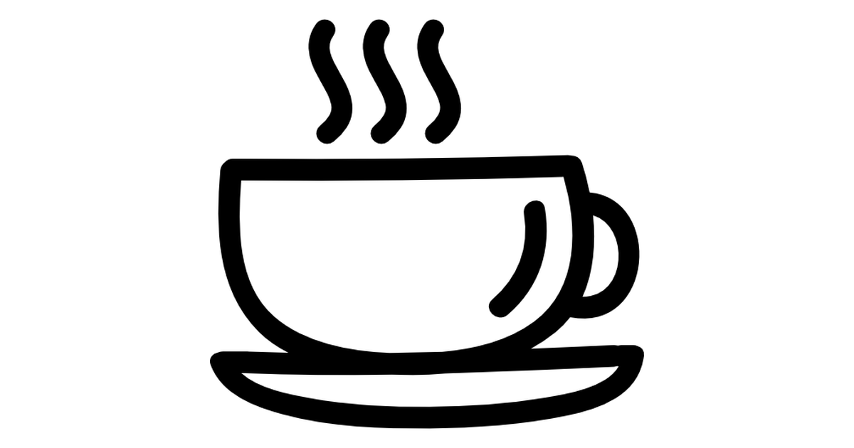 Drawn symbol icon Coffee hand icons Mug Free