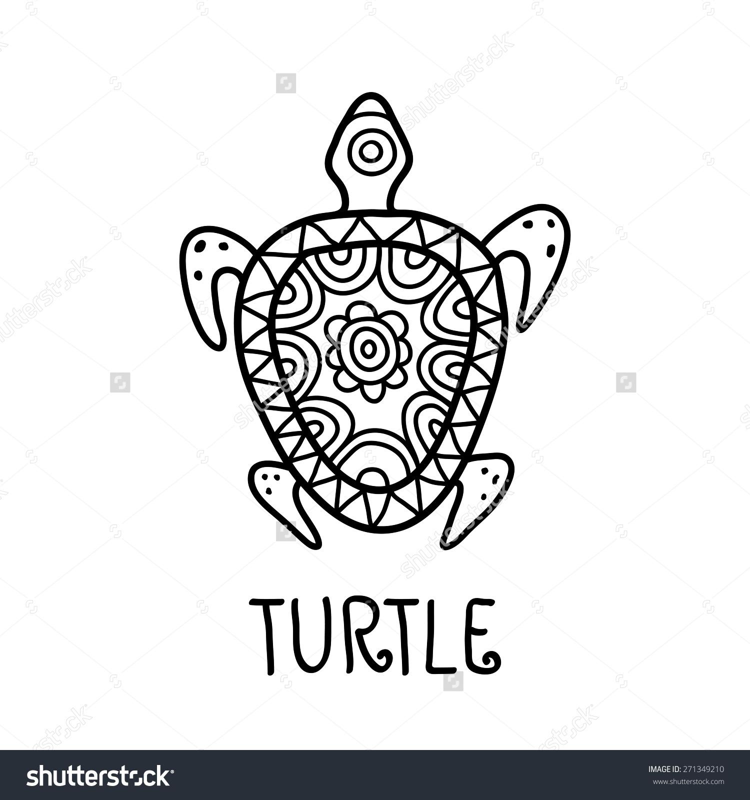 Drawn randome symbol #2