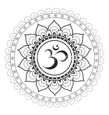 Drawn symbol mandala Image Drawing Free Mandala About