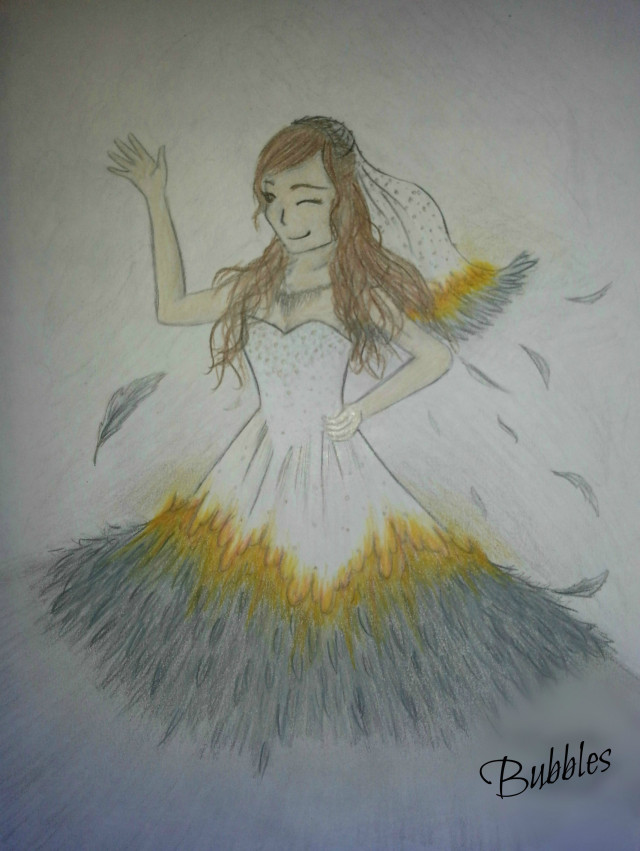 Drawn sykol mockingjay Are the the much am